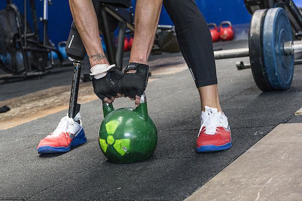 Adaptive CrossFit | ADATTARE NON E' COME SCALARE