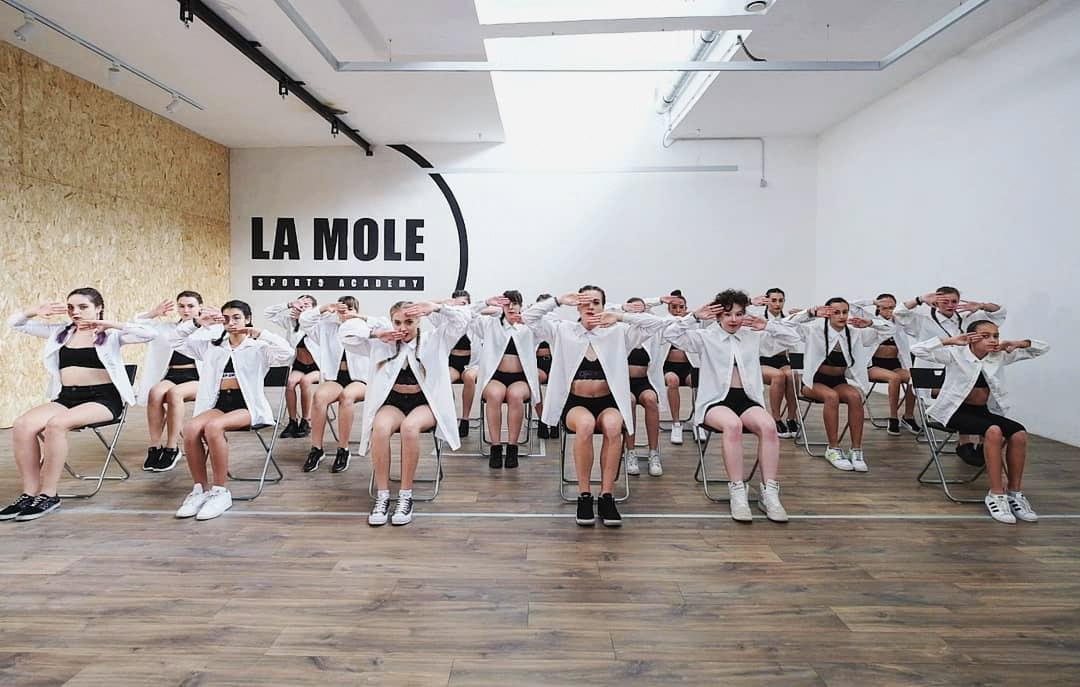 hip hop la mole sports academy