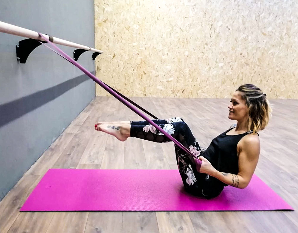 pilates barre la mole sports academy